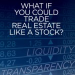 electronic traded real estate